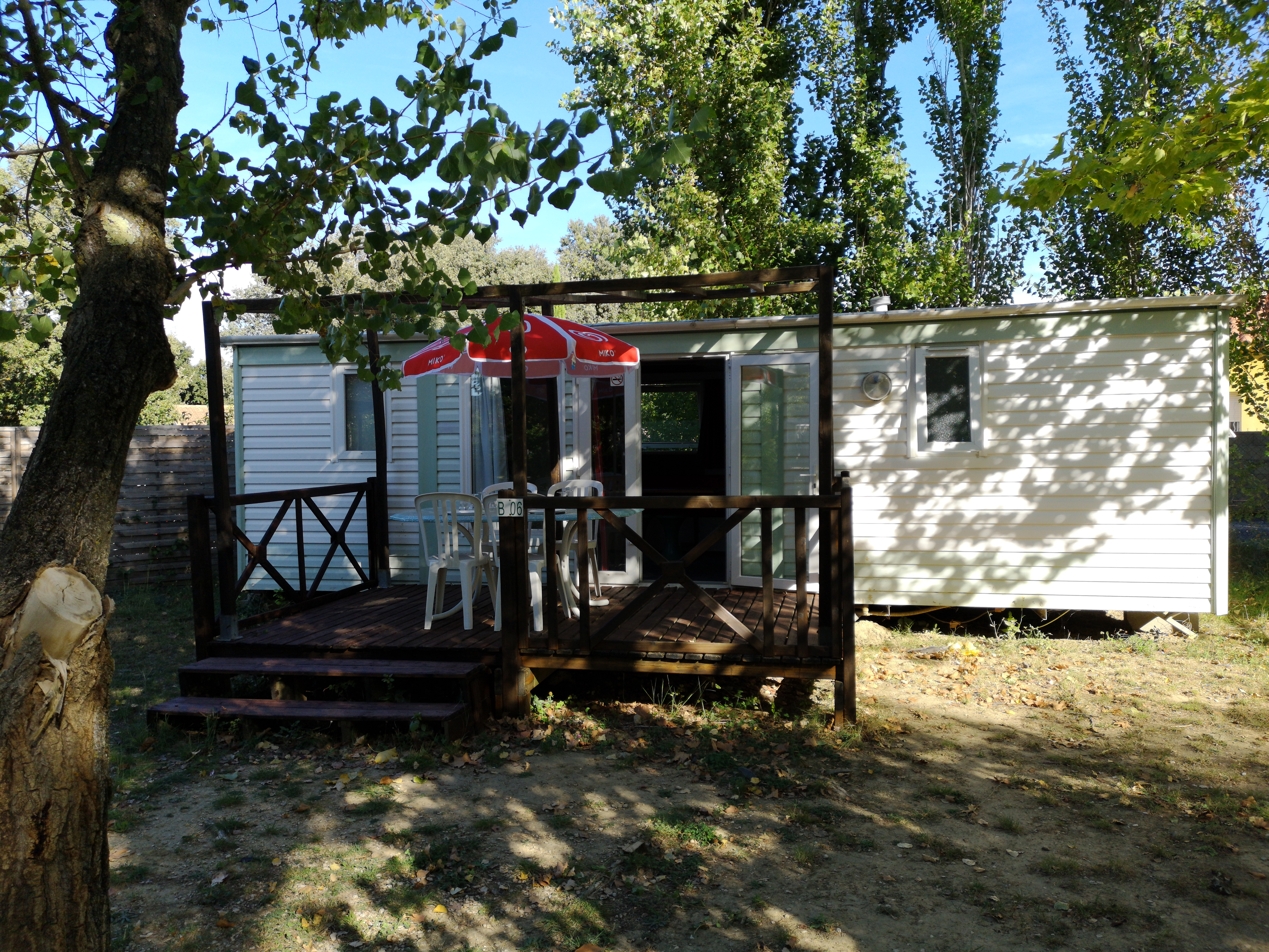 mobil-home 4pers D