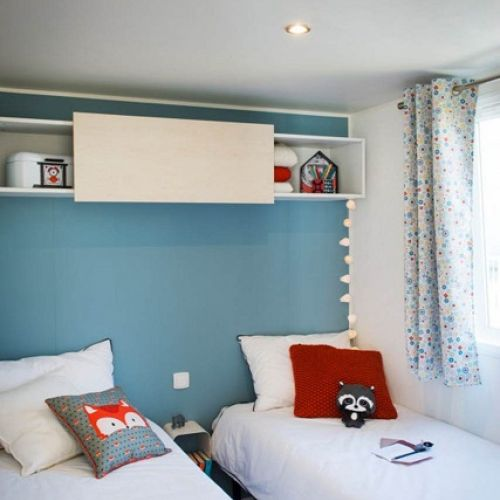Chambre Enfant Mobil Home Collias