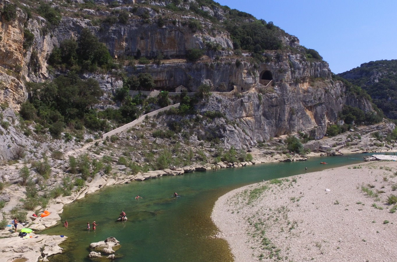 Camping Gorges Du Gardon Kit